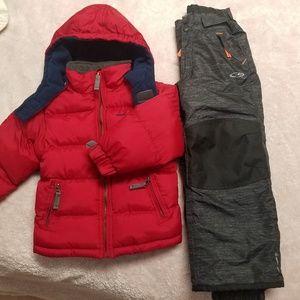 Snow suit 4T